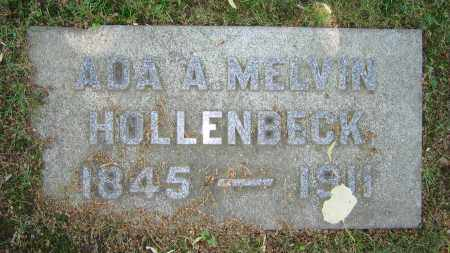 HOLLENBECK, ADA A. - Clark County, Ohio | ADA A. HOLLENBECK - Ohio Gravestone Photos