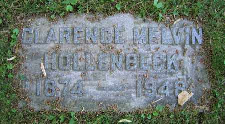 HOLLENBECK, CLARENCE MELVIN - Clark County, Ohio | CLARENCE MELVIN HOLLENBECK - Ohio Gravestone Photos