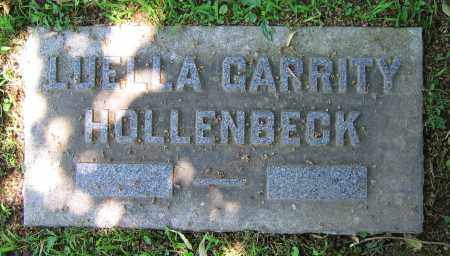 HOLLENBECK, LUELLA - Clark County, Ohio | LUELLA HOLLENBECK - Ohio Gravestone Photos
