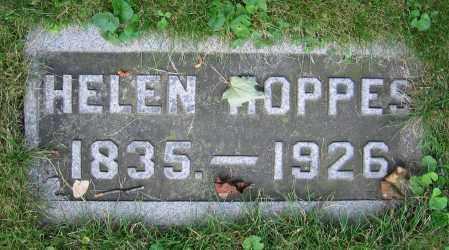 HOPPES, HELEN - Clark County, Ohio   HELEN HOPPES - Ohio Gravestone Photos
