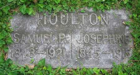 HOULTON, SAMUEL P. - Clark County, Ohio | SAMUEL P. HOULTON - Ohio Gravestone Photos