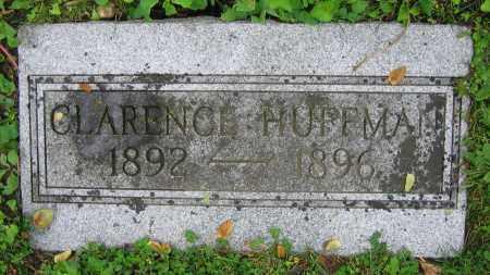 HUFFMAN, CLARENCE - Clark County, Ohio | CLARENCE HUFFMAN - Ohio Gravestone Photos
