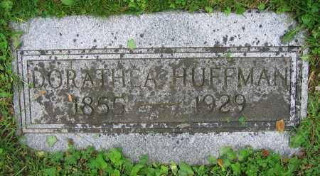 HUFFMAN, DORATHEA - Clark County, Ohio | DORATHEA HUFFMAN - Ohio Gravestone Photos