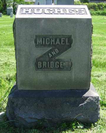 HUGHES, MICHAEL - Clark County, Ohio | MICHAEL HUGHES - Ohio Gravestone Photos