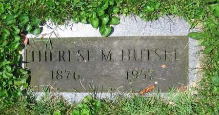 HUTSEL, THERESE M. - Clark County, Ohio | THERESE M. HUTSEL - Ohio Gravestone Photos