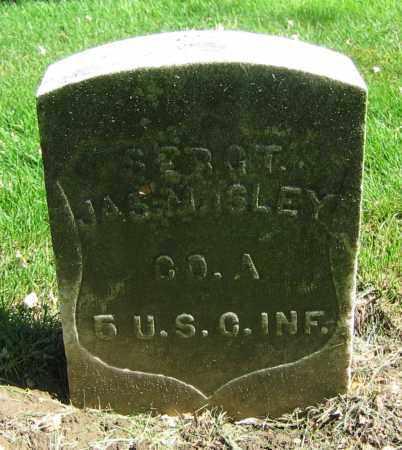 ISLEY, JAS. M. - Clark County, Ohio | JAS. M. ISLEY - Ohio Gravestone Photos
