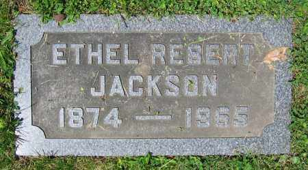 REBERT JACKSON, ETHEL - Clark County, Ohio | ETHEL REBERT JACKSON - Ohio Gravestone Photos