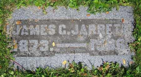 JARRETT, JAMES G. - Clark County, Ohio | JAMES G. JARRETT - Ohio Gravestone Photos