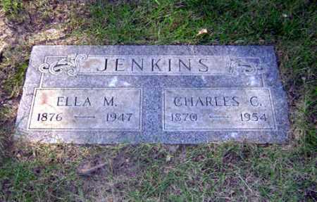 JENKINS, CHARLES C. - Clark County, Ohio | CHARLES C. JENKINS - Ohio Gravestone Photos