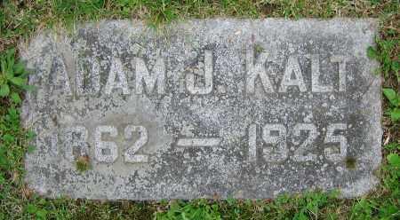 KALT, ADAM J. - Clark County, Ohio | ADAM J. KALT - Ohio Gravestone Photos