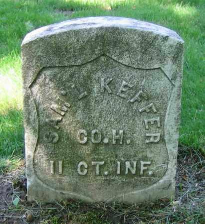 KEFFER, SAM'L - Clark County, Ohio   SAM'L KEFFER - Ohio Gravestone Photos