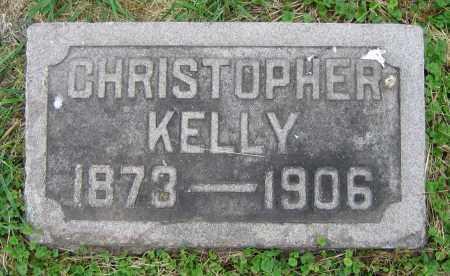 KELLY, CHRISTOPHER - Clark County, Ohio   CHRISTOPHER KELLY - Ohio Gravestone Photos