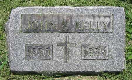 KELLY, JOHN R. - Clark County, Ohio   JOHN R. KELLY - Ohio Gravestone Photos