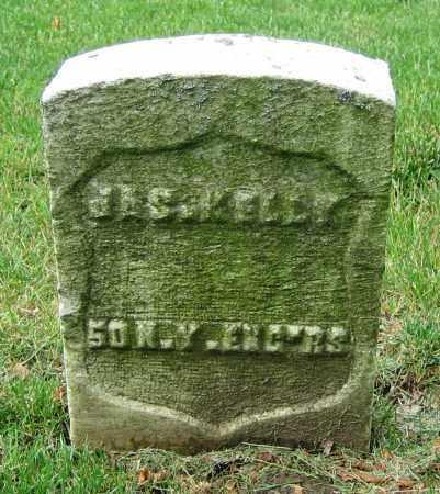 KELLY, JAS. - Clark County, Ohio | JAS. KELLY - Ohio Gravestone Photos