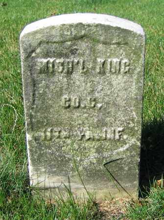 KING, MICH'L - Clark County, Ohio   MICH'L KING - Ohio Gravestone Photos