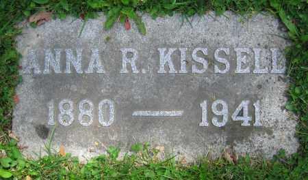KISSELL, ANNA R. - Clark County, Ohio | ANNA R. KISSELL - Ohio Gravestone Photos