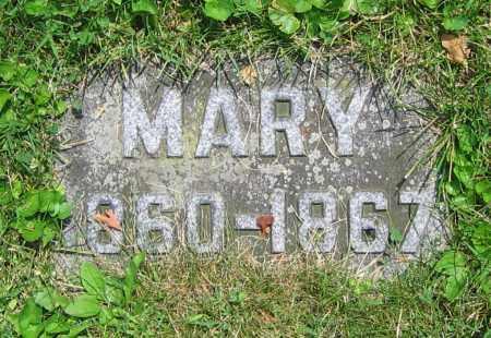 KRAPP, MARY - Clark County, Ohio   MARY KRAPP - Ohio Gravestone Photos