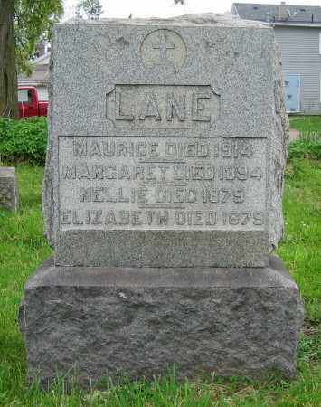 LANE, NELLIE - Clark County, Ohio | NELLIE LANE - Ohio Gravestone Photos