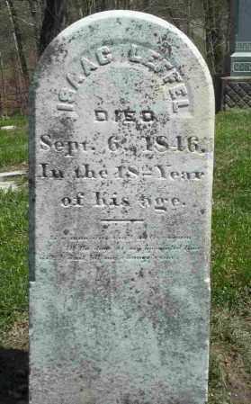 LEFFEL, ISAAC - Clark County, Ohio | ISAAC LEFFEL - Ohio Gravestone Photos