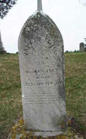LEFFEL, JAMES D. - Clark County, Ohio | JAMES D. LEFFEL - Ohio Gravestone Photos