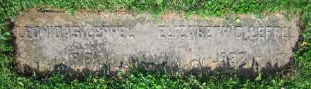 LEFFEL, ELIZABETH C. - Clark County, Ohio | ELIZABETH C. LEFFEL - Ohio Gravestone Photos