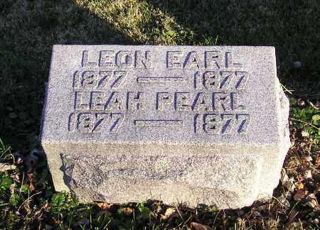 MICHAEL, LEON EARL - Clark County, Ohio | LEON EARL MICHAEL - Ohio Gravestone Photos
