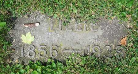 LOHNES, TILLIE - Clark County, Ohio | TILLIE LOHNES - Ohio Gravestone Photos