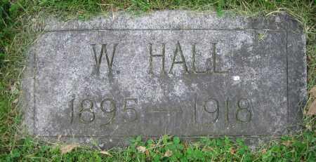 LYNCH, W. HALL - Clark County, Ohio | W. HALL LYNCH - Ohio Gravestone Photos