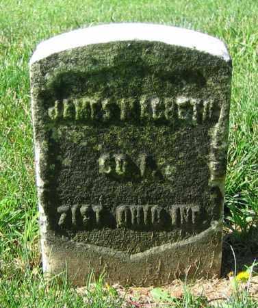 MACBETH, JAMES - Clark County, Ohio | JAMES MACBETH - Ohio Gravestone Photos