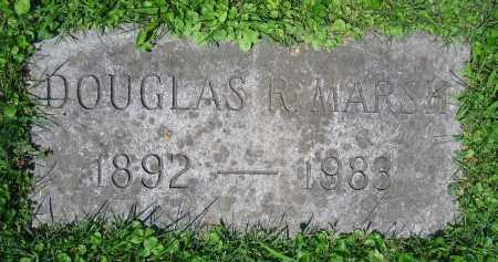 MARSH, DOUGLAS R. - Clark County, Ohio | DOUGLAS R. MARSH - Ohio Gravestone Photos