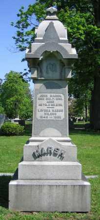 MARSH, JOHN - Clark County, Ohio | JOHN MARSH - Ohio Gravestone Photos