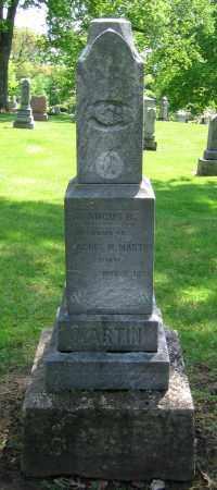 MARTIN, ANGUS B. - Clark County, Ohio | ANGUS B. MARTIN - Ohio Gravestone Photos