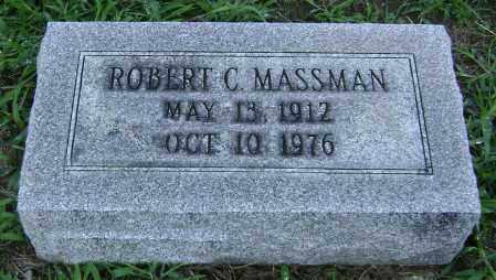 MASSMAN, ROBERT - Clark County, Ohio   ROBERT MASSMAN - Ohio Gravestone Photos