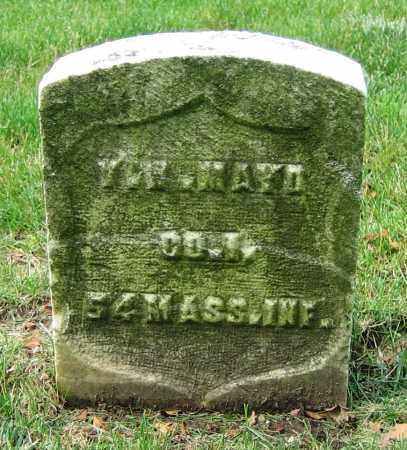 MAYO, V.W. - Clark County, Ohio   V.W. MAYO - Ohio Gravestone Photos