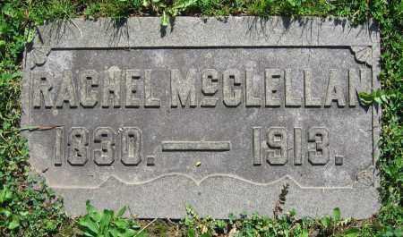 MCCLELLAN, RACHEL - Clark County, Ohio | RACHEL MCCLELLAN - Ohio Gravestone Photos