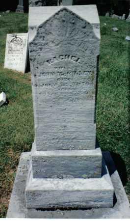 SHAW MCKINNEY, RACHEL - Clark County, Ohio | RACHEL SHAW MCKINNEY - Ohio Gravestone Photos