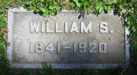 MCKINNEY, WILLIAM S. - Clark County, Ohio   WILLIAM S. MCKINNEY - Ohio Gravestone Photos