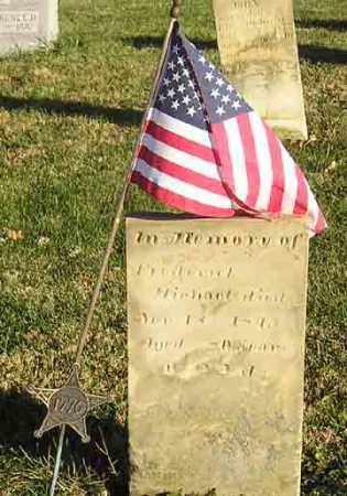 MICHAEL, FREDERICK - Clark County, Ohio | FREDERICK MICHAEL - Ohio Gravestone Photos