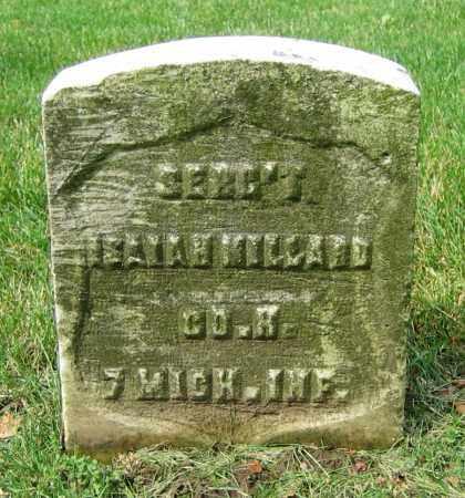 MILLARD, ISAIAH - Clark County, Ohio | ISAIAH MILLARD - Ohio Gravestone Photos