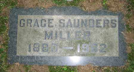 MILLER, GRACE - Clark County, Ohio | GRACE MILLER - Ohio Gravestone Photos