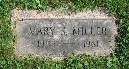 MILLER, MARY S. - Clark County, Ohio | MARY S. MILLER - Ohio Gravestone Photos