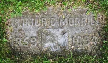 MORRILL, ARTHUR C. - Clark County, Ohio   ARTHUR C. MORRILL - Ohio Gravestone Photos