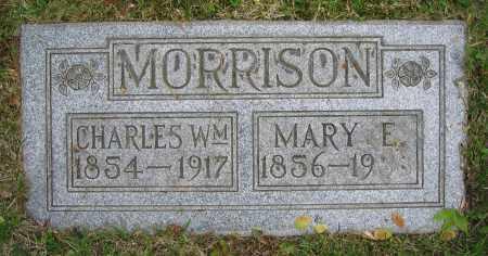 MORRISON, CHARLES WM. - Clark County, Ohio | CHARLES WM. MORRISON - Ohio Gravestone Photos