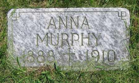MURPHY, ANNA - Clark County, Ohio | ANNA MURPHY - Ohio Gravestone Photos