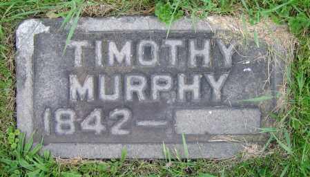 MURPHY, TIMOTHY - Clark County, Ohio   TIMOTHY MURPHY - Ohio Gravestone Photos