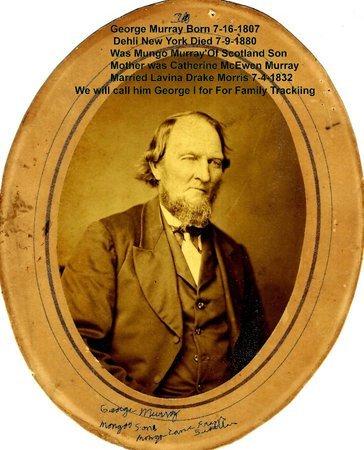 MURRAY, GEORGE W - Clark County, Ohio | GEORGE W MURRAY - Ohio Gravestone Photos