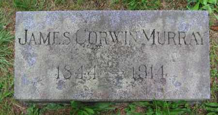 MURRAY, JAMES CORWIN - Clark County, Ohio | JAMES CORWIN MURRAY - Ohio Gravestone Photos