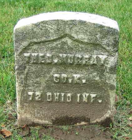 MURRAY, THEO. - Clark County, Ohio | THEO. MURRAY - Ohio Gravestone Photos