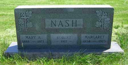 NASH, ROBERT - Clark County, Ohio | ROBERT NASH - Ohio Gravestone Photos