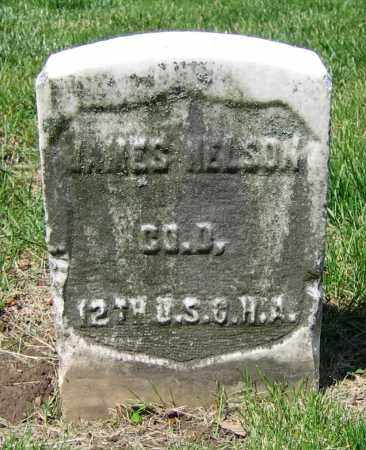 NELSON, JAMES - Clark County, Ohio | JAMES NELSON - Ohio Gravestone Photos